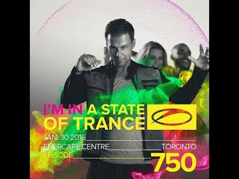 A State Of Trance 750 - Toronto, Canada @ Enercare Centre, January 30th