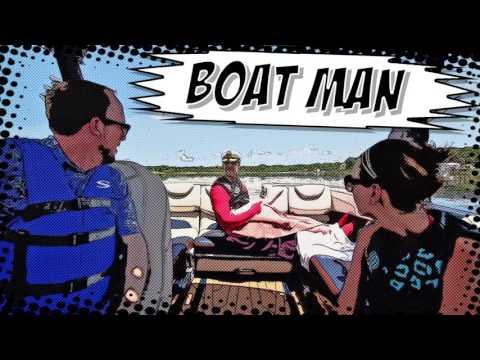 Boat Man: Safety Lanyard