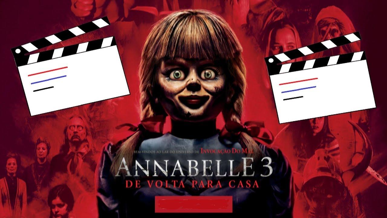 ANNABELLE 3 DE VOLTA PARA CASA - MAKING OFF, BASTIDORES DO FILME E GRAVAÇÕES