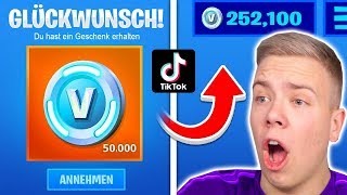 ich teste VIRALE TikTok Life Hacks in Fortnite...