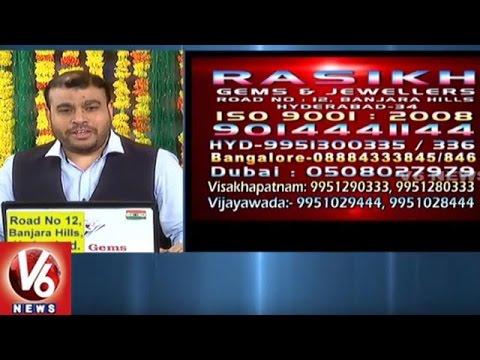 The Power Of Gem Stones || Dr MM Raza || Rasikh Gems And Jewellers || V6 News