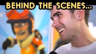 Behind the Scenes (Official) Hello Games, before No Man