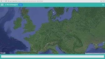 Geografie-Quiz: Hauptstädte der deutschen Bundesländer (als Online-Spiel)