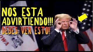 LA MARCA EN LA MANO DE DONALD TRUMP (((DESPIERTEN)))!!!