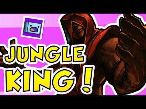 THE JUNGLE KING - Boxbox