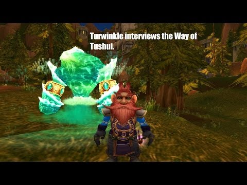 Turwinkle interviews the