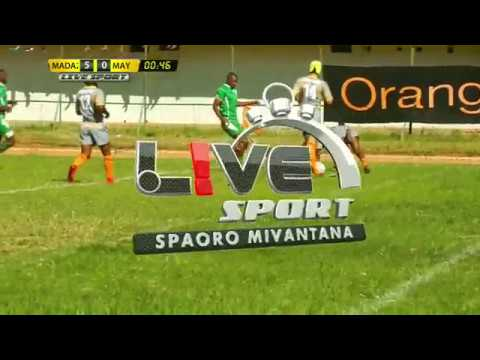 RUGBY TOP 6 OCEAN INDIEN MADAGASCAR 2 Vs MAYOTTE STADE DE MAHAMASINA By LIVE SPORT