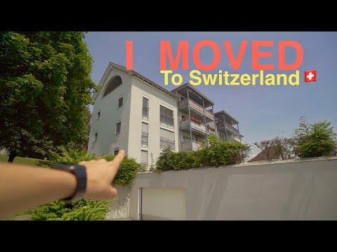 I OFFICIALLY MOVED TO SWITZERLAND😱 Ep.#1 - Mirko Cesena Vlog thumbnail