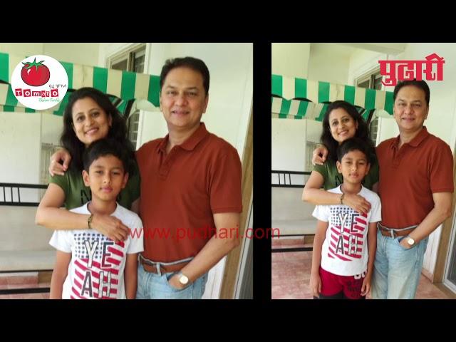 Made For Each Other Mrs. Anjali Bhagwat & Mr. Mandar Bhagwat