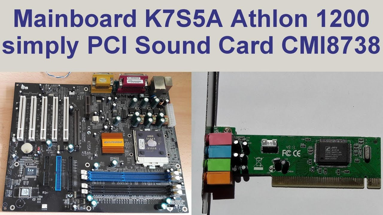 DRIVERS ECS K75SA AUDIO