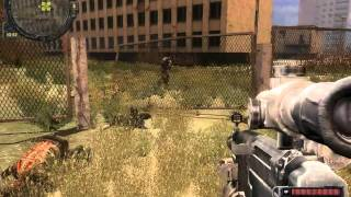 S.T.A.L.K.E.R. Call Of Pripyat - Last Mission ''TheR3MAK3R'' Gameplay
