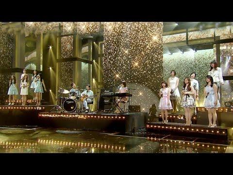 《HOT》KPOP STAR 4 K팝스타4| All Participants - One Dream(Theme Song Of K-POP STAR) E21 20150412