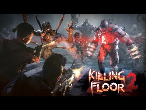 "Killing Floor 2 Gameplay Ep 5 ""Death Before Dishonor "" -Sub Goal - #150"