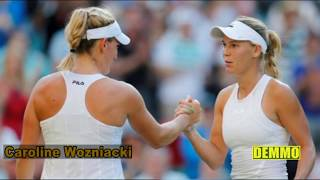 Wimbledon 2017 Top 10 beautiful Female Tennis Players