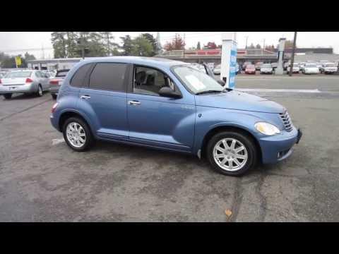 2006 Chrysler PT Cruiser, Marine Blue Pearl - STOCK# 11307