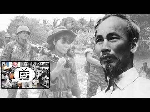 """Ho Chi Minh: The Revolutionary """"Uncle Ho"""" presented by Walter Cronkite."""