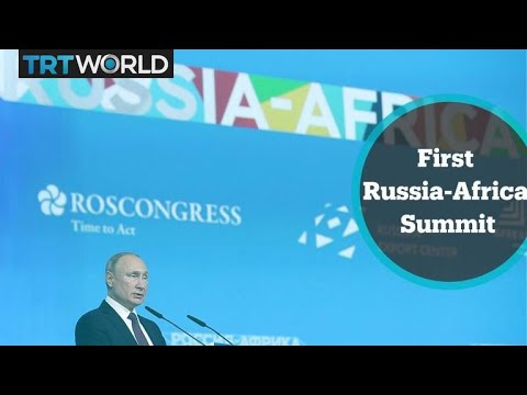 Russia-Africa Summit: Event hosts 3,000 delegates from Russia, Africa