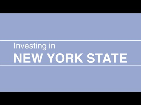 Investing in New York State