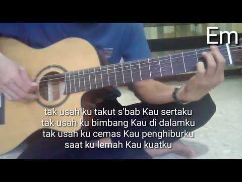 Belajar Gitar Kunyanyi Haleluya