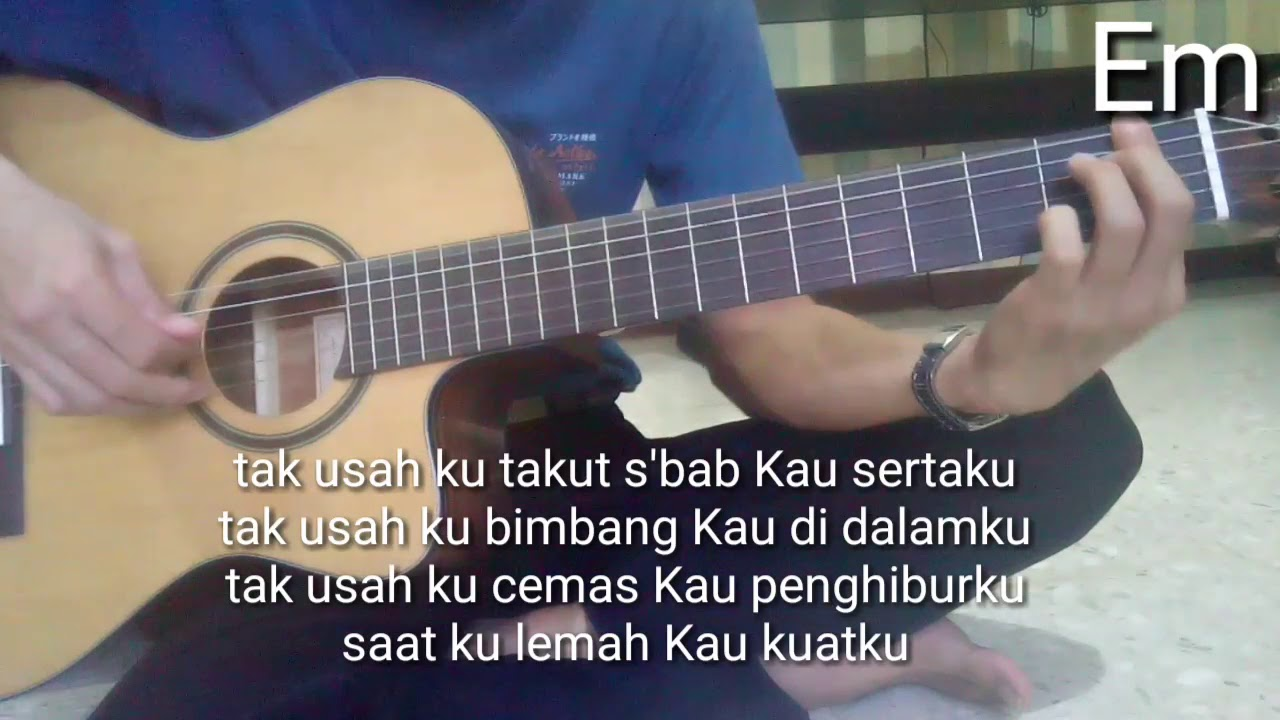 Chord Gitar Mudah Kunyanyi Haleluya