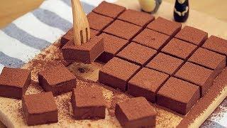 2019Nama Chocolate Royce - 生チョコレート作り方