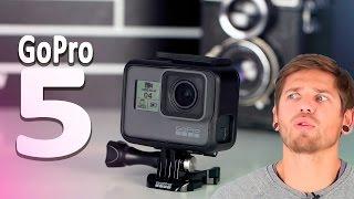 GoPro Hero 5 Black - обзор экшн-камеры