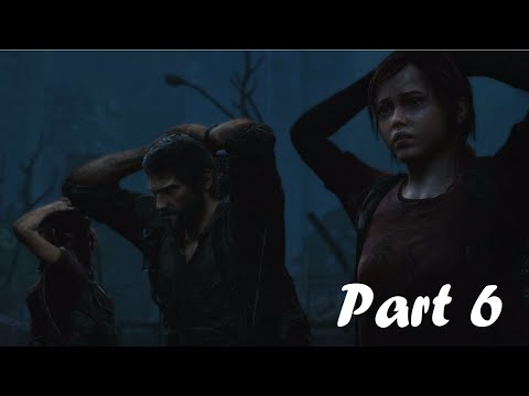 The Last Of Us Remastered Walkthrough Part 6 - Clickers