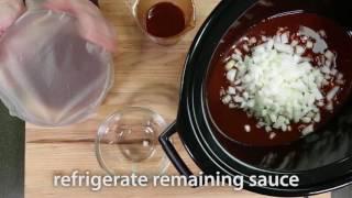 Carolina Pulled Pork Recipe