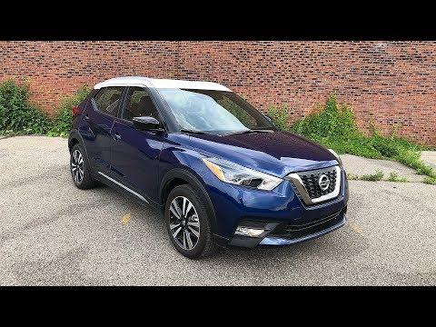 2019 Nissan Kicks Review