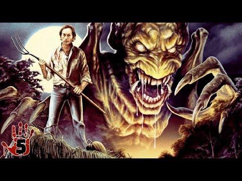 Top 5 Forgotten Horror Movie Monsters - Part 2