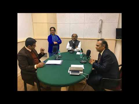 20180203 All India Radio interview Aman Agarwal on Union Budget 2018 AIR World Services ESD