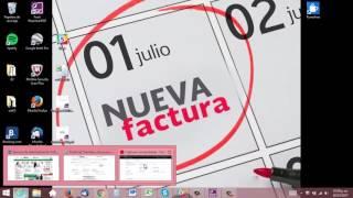 Nueva Factura 3.3 del SAT - Cómo facturar en el portal gratuito