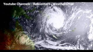 Tropical Cyclone Bingiza - 14th FEB 2011