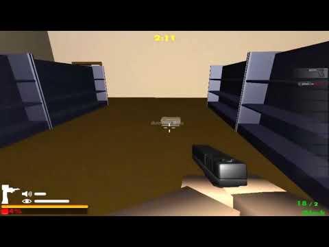 ♠ Play Minecraft: Zumbi Blocks 3D Game (Flash Game) ♠