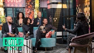 """The Stars And Producers Of """"Empire"""" Give Back To The Community In Partnership With Turnaround Arts"""