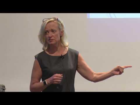 Engineering Meets Business - GE's Nancy Martin G'86