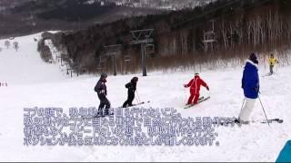 吉原レッスン「コブを楽に楽しく滑るコツ」 吉原夏紀 動画 19