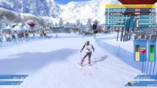 Карьера биатлониста Winter Challenge #1