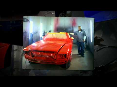 Maaco paint job vs 702-257-6829 Las Vegas Desert Inn Auto Pa
