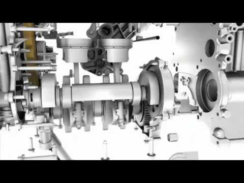 Fiat Engine - Twin Air on Fiat 500 and Fiat 500C