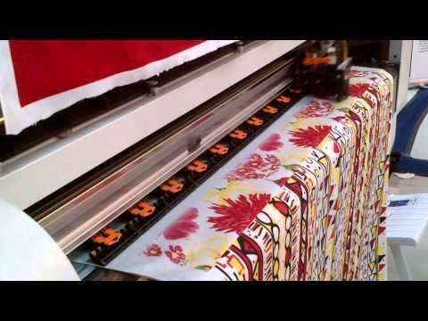 Direct Print on Cotton