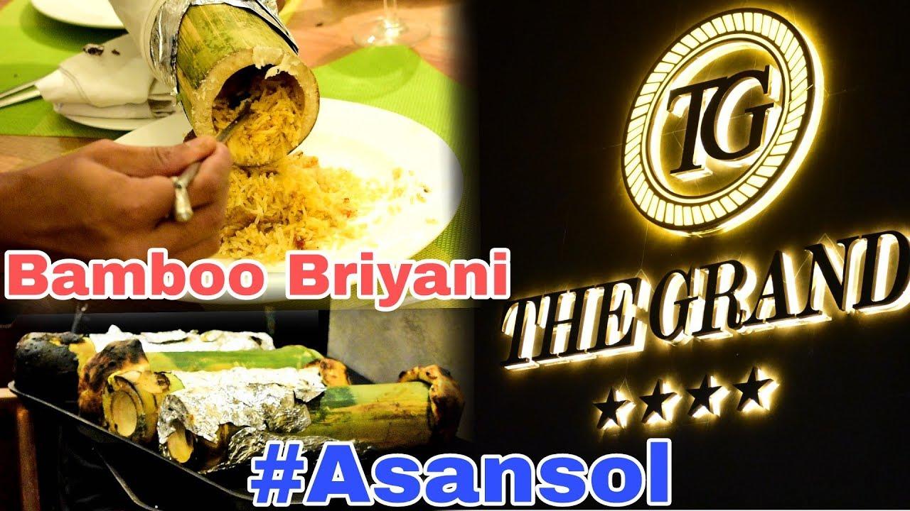 Bamboo Briyani At 4 Hotel Asansol The City Of Brotherhood Full Review Youtube