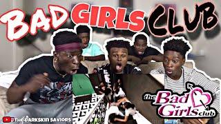 TOP 20 BĀD GIRLS CLUB FIGHHTS !!! (REACTION)