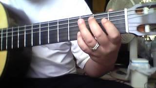 赤とんぼ ギターソロ
