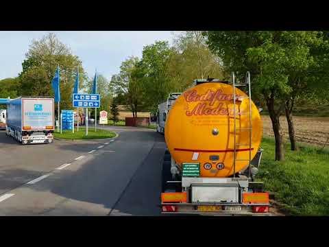 Timelapse 600km - Baden-Baden - München