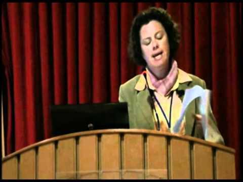 Catherine Dean's research week presentation