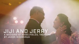 Jiji and Jerry: A Wedding at Angelfields, Tagaytay