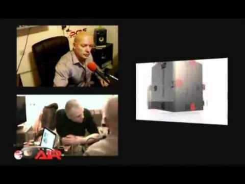 mix de dj looping sur p-one web radio