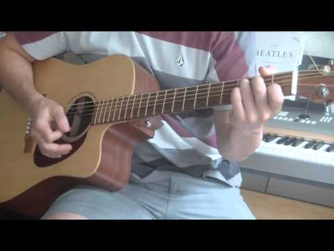 U2 - One Guitar Lesson (Chords, Strumming Pattern, Etc.)