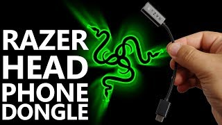 The Razer Headphone Dongle Isn\'t Worth It! (If you don\'t have a Razer Phone)